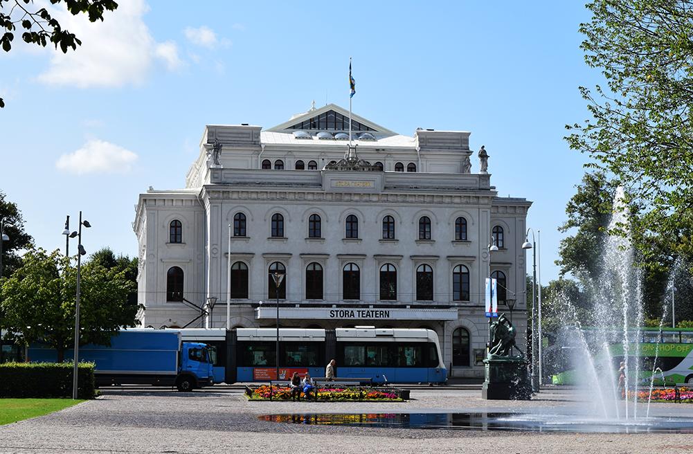 Unesco-Reise Göteborg