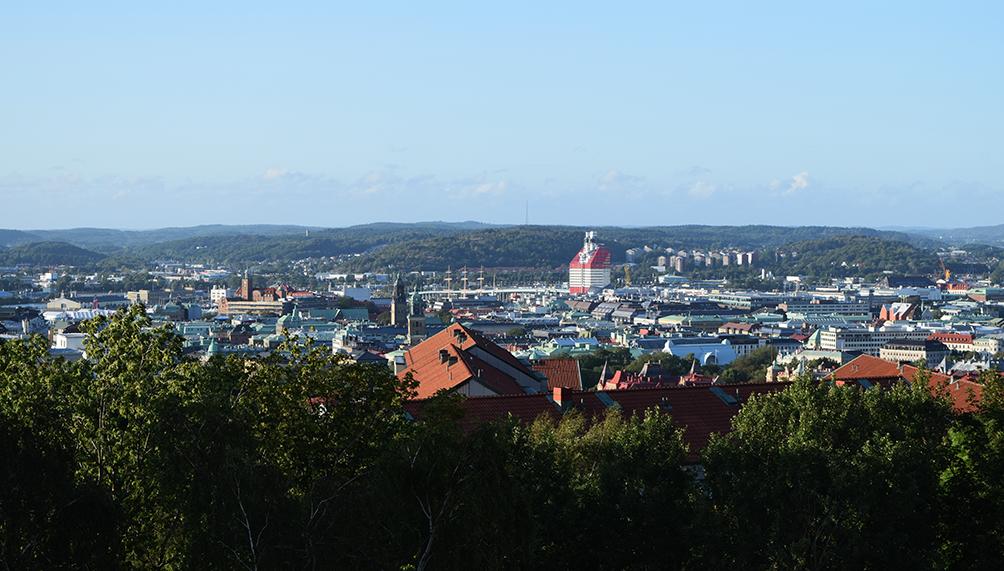 Unesco-Reise Göteborg von oben