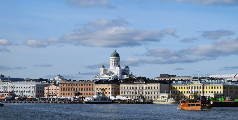 UNESCO-Reise: Helsinki, Suomenlinna