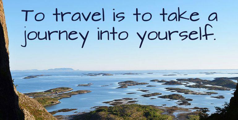 Erkenntnisse einer Reisenden