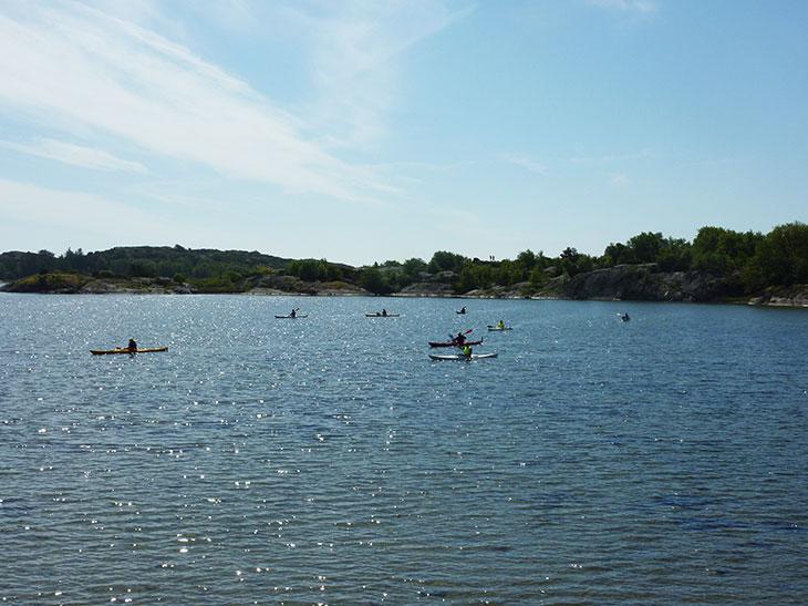 Sommer in Göteborg