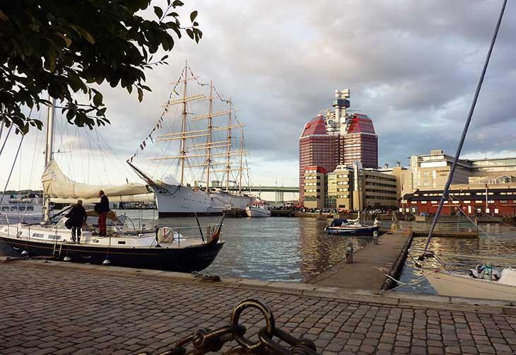 Auslandsstudium Göteborg