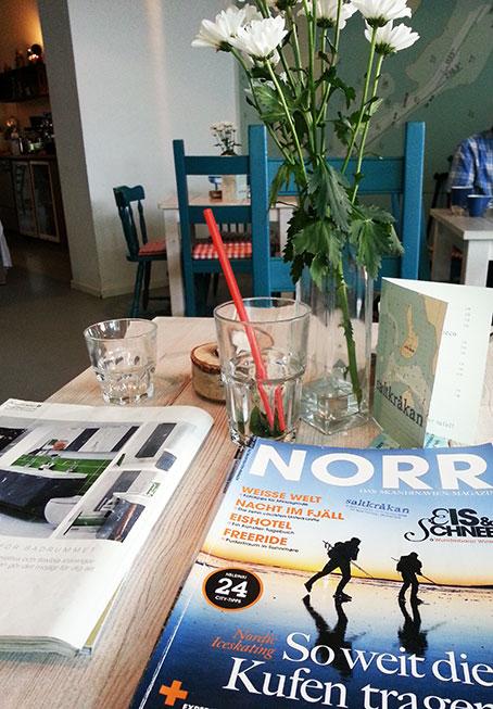 Schwedische Cafés in Hamburg