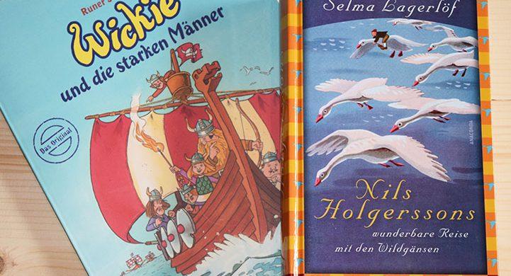 Helden der Kindheit und zukünftige Abenteuer