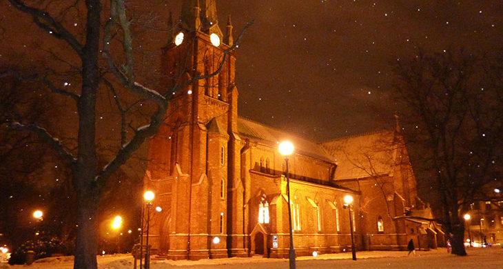 Göteborg im Winter